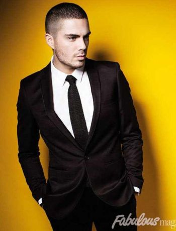 max george hot body suit and tie