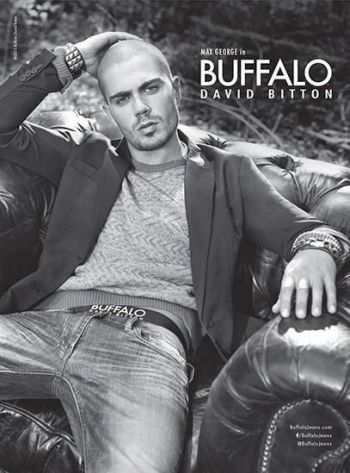 max george hot male model