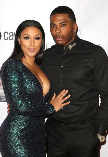 nelly girlfriend shantel jackson - cornell iral hayes