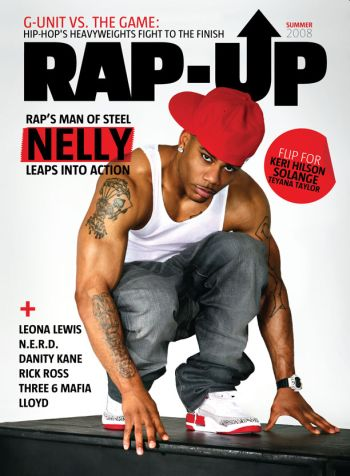 nelly young magazine cover