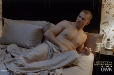 nicholas james body in bed