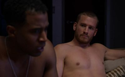 nicholas james gay cop justin lewis - haves and have nots