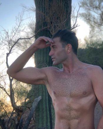 omar sharif shirtless model
