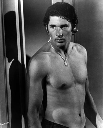 richard gere shirtless in blood brothers 1978
