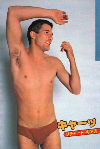 richard gere underwear young briefs