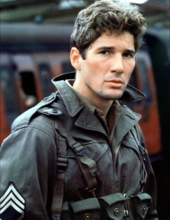 richard gere young man in uniform