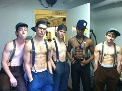 ryan steele hot male dancer newsies