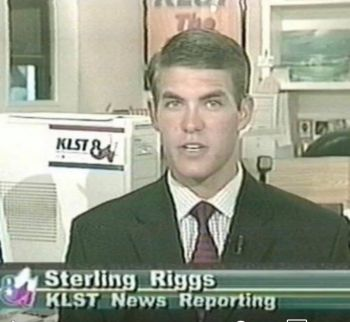 sterling riggs young tv reporter 2003 san angelo texas