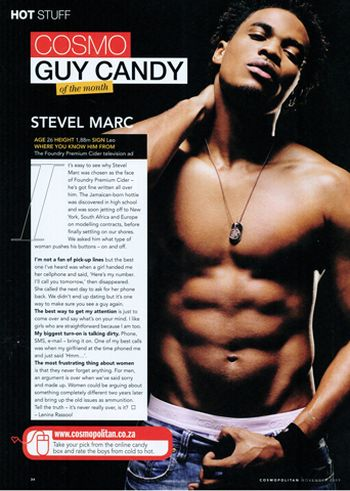 stevel marc shirtless abs