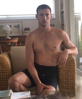 tom mercier body hot