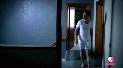 tony goldwyn underwear white boxer shorts