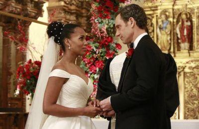 tony goldwyn wedding in scandal