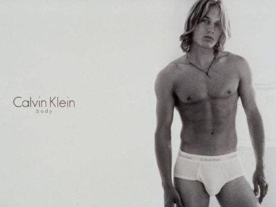 travis fimmel underwear model - calvin klein briefs