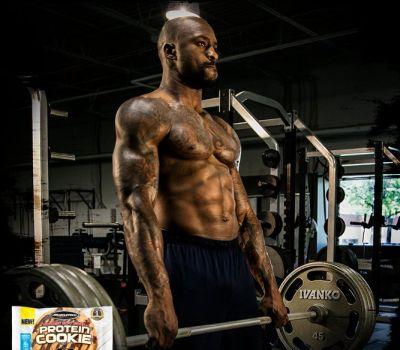 vernon davis shirtless workout