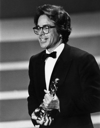 warren beatty oscar award - best director 1981 reds