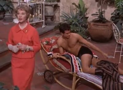 warren beatty young underwear - with vivien leigh