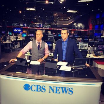 David Begnaud cbs news anchor - Anchoring breaking news today with Vlad Duthiers for CBSN in NYC - two terror attacks abroad and we're monitoring SCOTUS for a possible decision on gay marriage