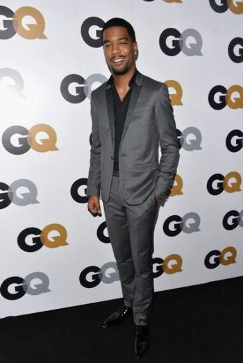 Scott Mescudi hot suit and tie - gq