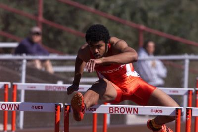 daveed diggs runner - brown university track