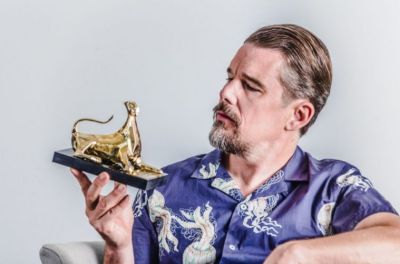 ethan hawke awards and trophies