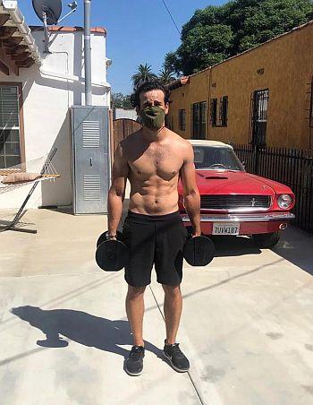 Alberto Rosende body workout