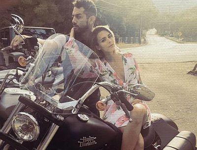 Bayardo De Murguia girlfriend wife - Gabriela Fresquez