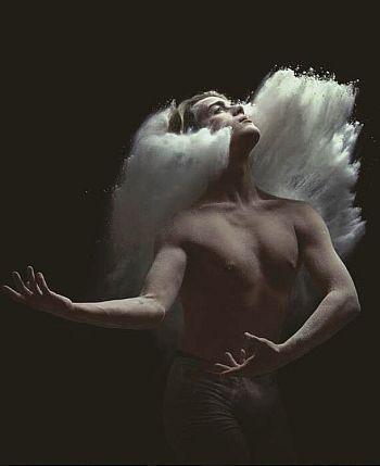 Brennan Clost underwear - hot male dancer