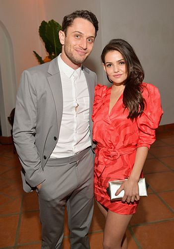 Colin Woodell girlfriend danielle campbell - 2018 GQ Men of the Year Party