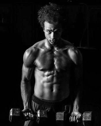 Damon J Gillespie body workout