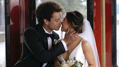 Damon J Gillespie wife wedding