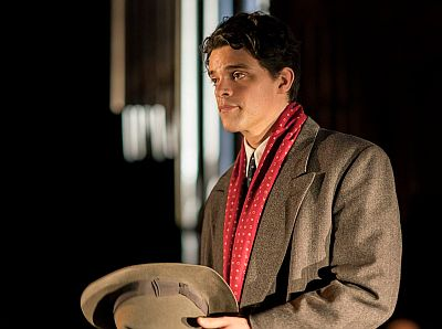 Jacob Fortune-Lloyd hot actor in the moderate soprano