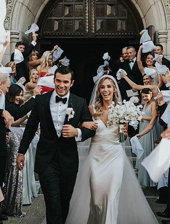 Josh Swickard wedding