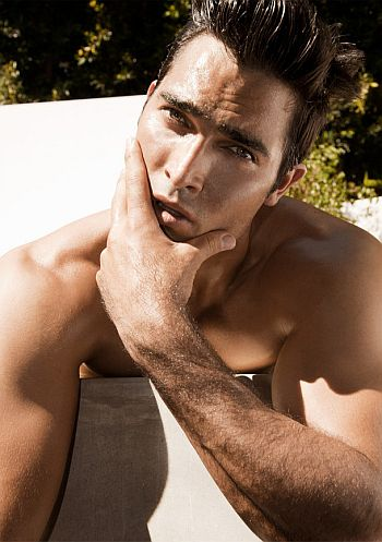 Tyler Hoechlin hot model