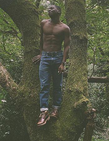 david jonsson shirtless body - industry
