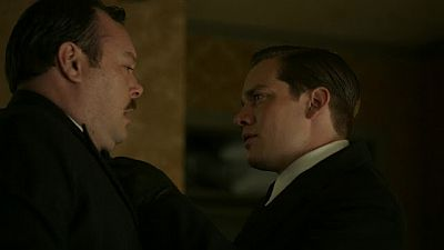 dominic sherwood gay with michael gladis in penny dreadful