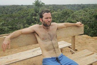 eion bailey shirtless body
