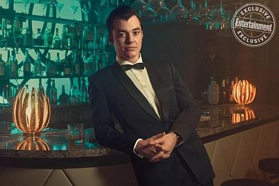 hot men in suit and tie - pennyworth jack bannon