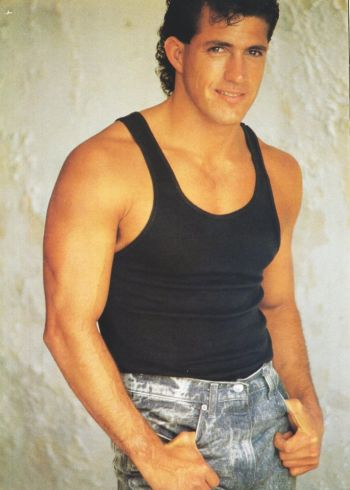 hot men of the 90s David Salas