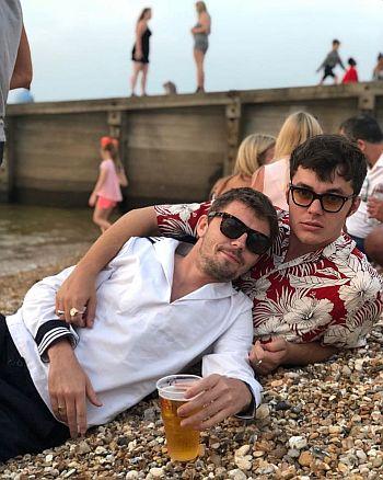 jack bannon gay boyfriend Robert Bagshaw