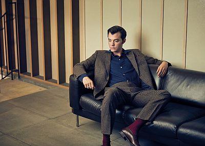 jack bannon hot in suit