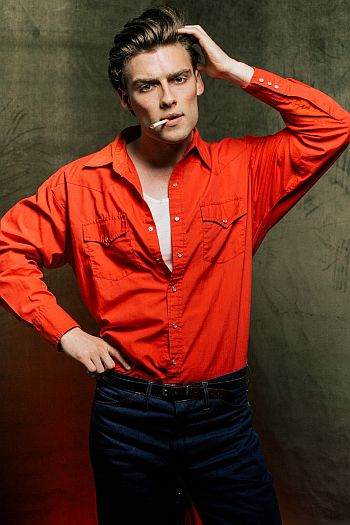 jarred blakiston hot new zealand actor on vernon god little