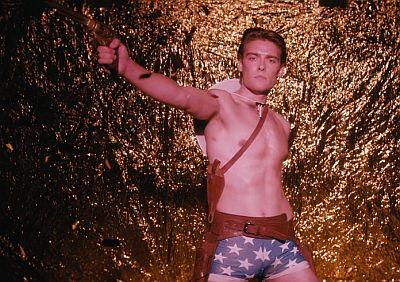 jarred blakiston underwear - stars and stripes