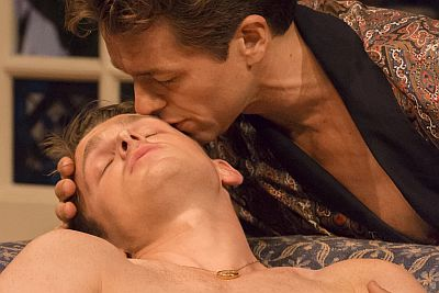 julian ovenden gay in my night with reg with lewis reeves