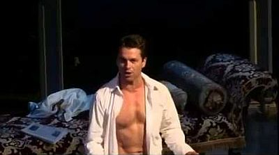 julian ovenden shirtless - death takes a holiday