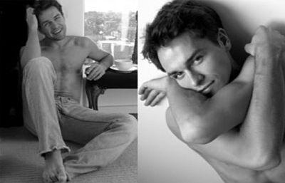 julian ovenden young shirtless