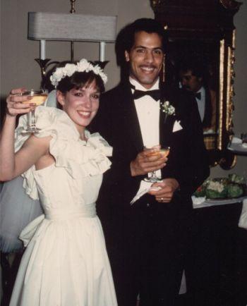 lester holt wedding to wife carol hagen
