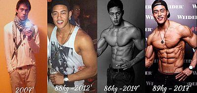 nam vo body transformation