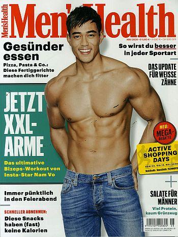 nam vo mens health magazine germany
