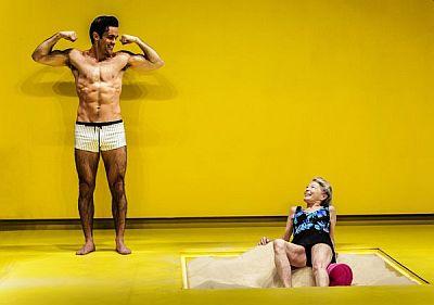 ryan-james hatanaka body in the sandbox - stage play