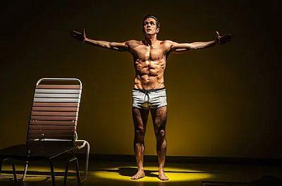 ryan-james hatanaka body - the sandbox as the young man
